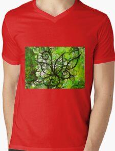 Jungle Jive Mens V-Neck T-Shirt
