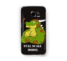FULL SCALE MODEL Samsung Galaxy Case/Skin