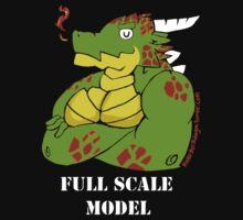 FULL SCALE MODEL T-Shirt