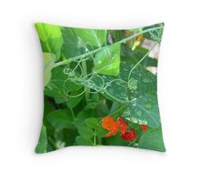 The battle continues..... Throw Pillow