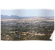 Ararat - Heart of the Victorian Wheatbelt, Australia Poster