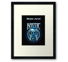 Matthew Korrupt design  Framed Print