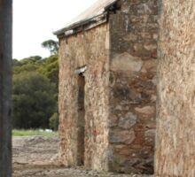 Monarto Ruins Sticker