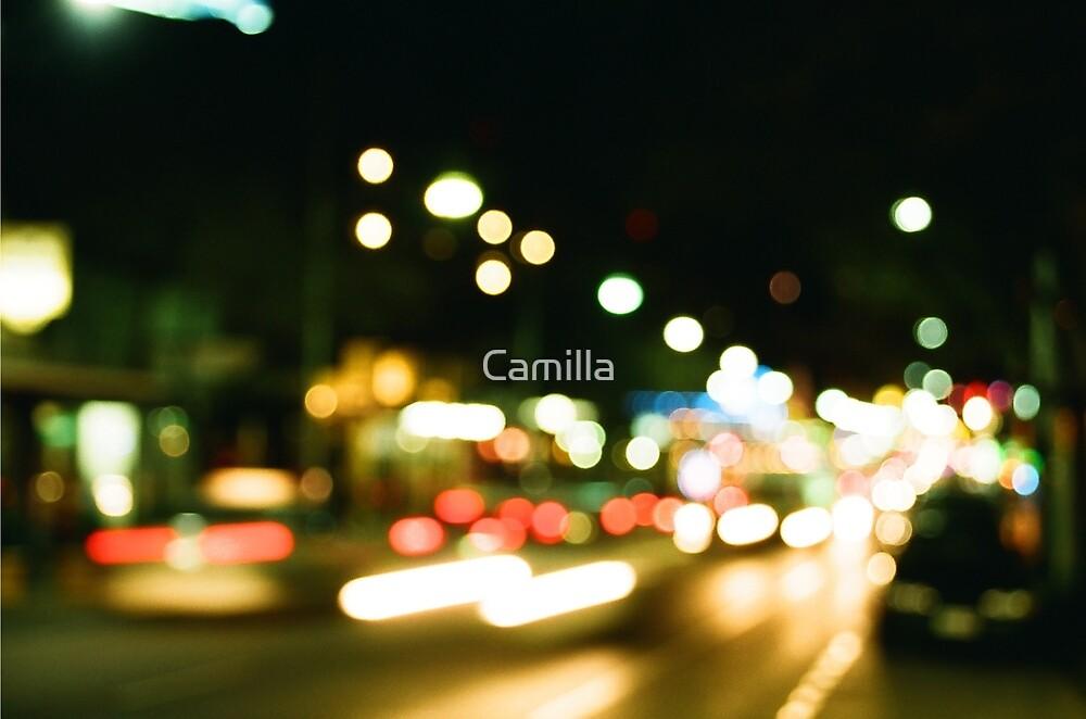 Hindley Lights by Camilla
