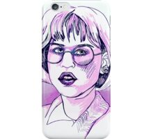 Andi- Pretty In Pink iPhone Case/Skin