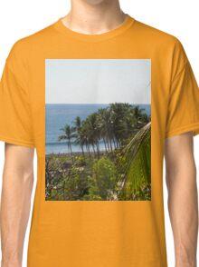 an inspiring El Salvador landscape Classic T-Shirt