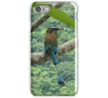 an exciting El Salvador landscape iPhone Case/Skin