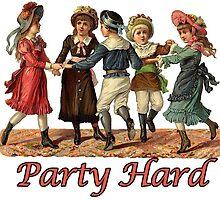 Party Hard by spyderfyngers