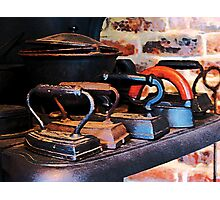 Irons Photographic Print