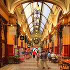 Block Arcade - Melbourne by Hans Kawitzki