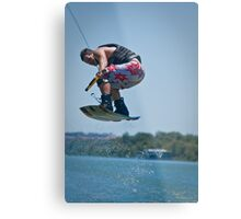 Air time............... Metal Print