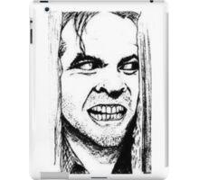 Heeeere's Johnny iPad Case/Skin