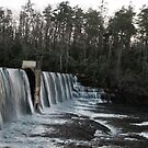DeSoto Dam by Phillip M. Burrow