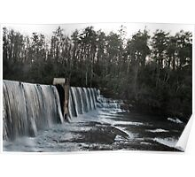 DeSoto Dam Poster