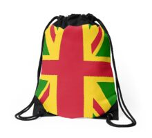 Jamaican Jack Drawstring Bag