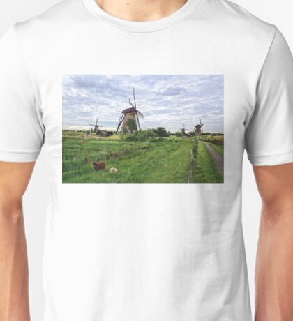 Dutch Icon Unisex T-Shirt