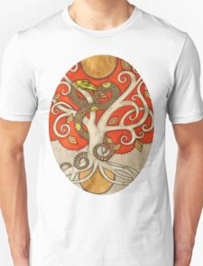 Serpent Tree Tee Unisex T-Shirt