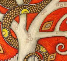 Serpent Tree Tee Sticker