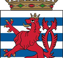 Lesser Coat of Arms of Luxembourg  by abbeyz71