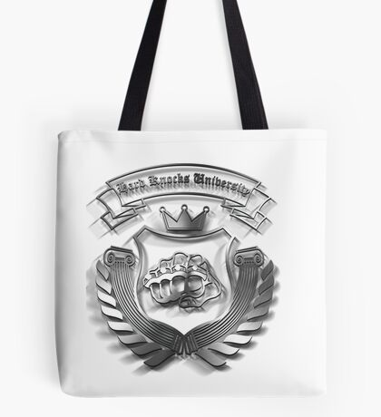 Hard Knocks University  Tote Bag