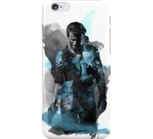 Uncharted 4 - Nathan Drake Design iPhone Case/Skin