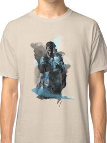 Uncharted 4 - Nathan Drake Design Classic T-Shirt