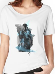 Uncharted 4 - Nathan Drake Design Women's Relaxed Fit T-Shirt