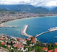 a stunning Turkey landscape by beautifulscenes