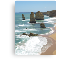 Twelve Apostles - Boxing Day 2009 Canvas Print
