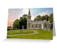Church of St Nicholas Greeting Card