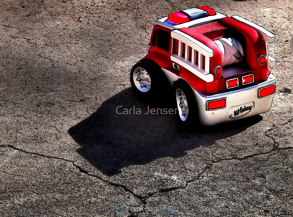 The Little Engine That Could by Carla Jensen