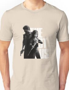 The Last Of Us - Ellie and Joel Design Unisex T-Shirt