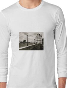 Paris bridge Long Sleeve T-Shirt