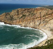 Espichel Cape, Sesimbra, Portugal by Erika Ribeiro