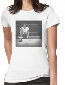 skate Womens Fitted T-Shirt