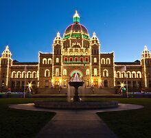 Christmas at the Legislature by Anne McKinnell