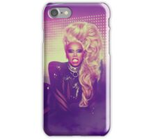 RuPaul - Born Naked Design iPhone Case/Skin