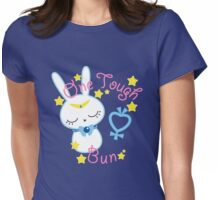 Mercury Tough Bun Womens Fitted T-Shirt