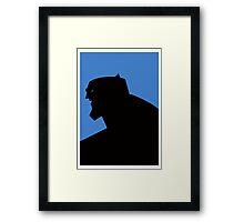 Dark Knight Returns Framed Print