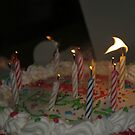 Blow out the Candles *<|:D by Seone Harris-Nair