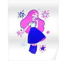 Bubble Gum Connie Poster