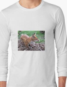 Fox Long Sleeve T-Shirt