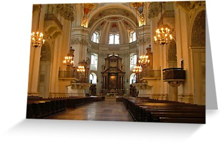 Salzburg Cathedral - Austria by jules572