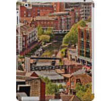 Birmingham Canal Navigation  iPad Case/Skin