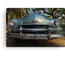 Vintage Mercury in the French Quarter of New Orleans Canvas Print