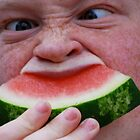 Watermelon, Anyone? by Roxanne Persson