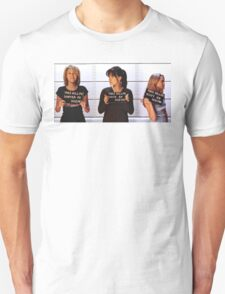 Breyley Jail Birds Unisex T-Shirt