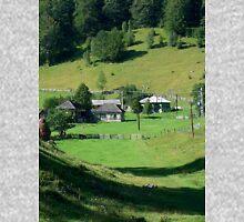 an inspiring Romania landscape Unisex T-Shirt