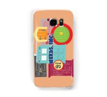 Nerds, Inc Samsung Galaxy Case/Skin