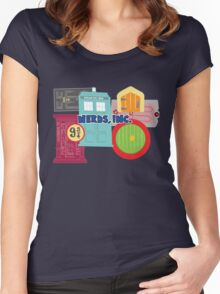 Nerds, Inc Women's Fitted Scoop T-Shirt